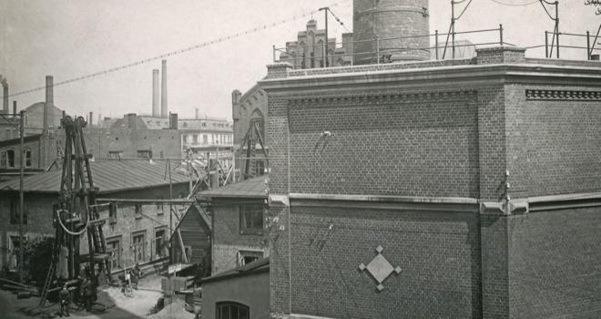 Vom Dorf zur Industriestadt – Strukturwandel ab 1860
