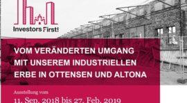 Ausstellung Investors First